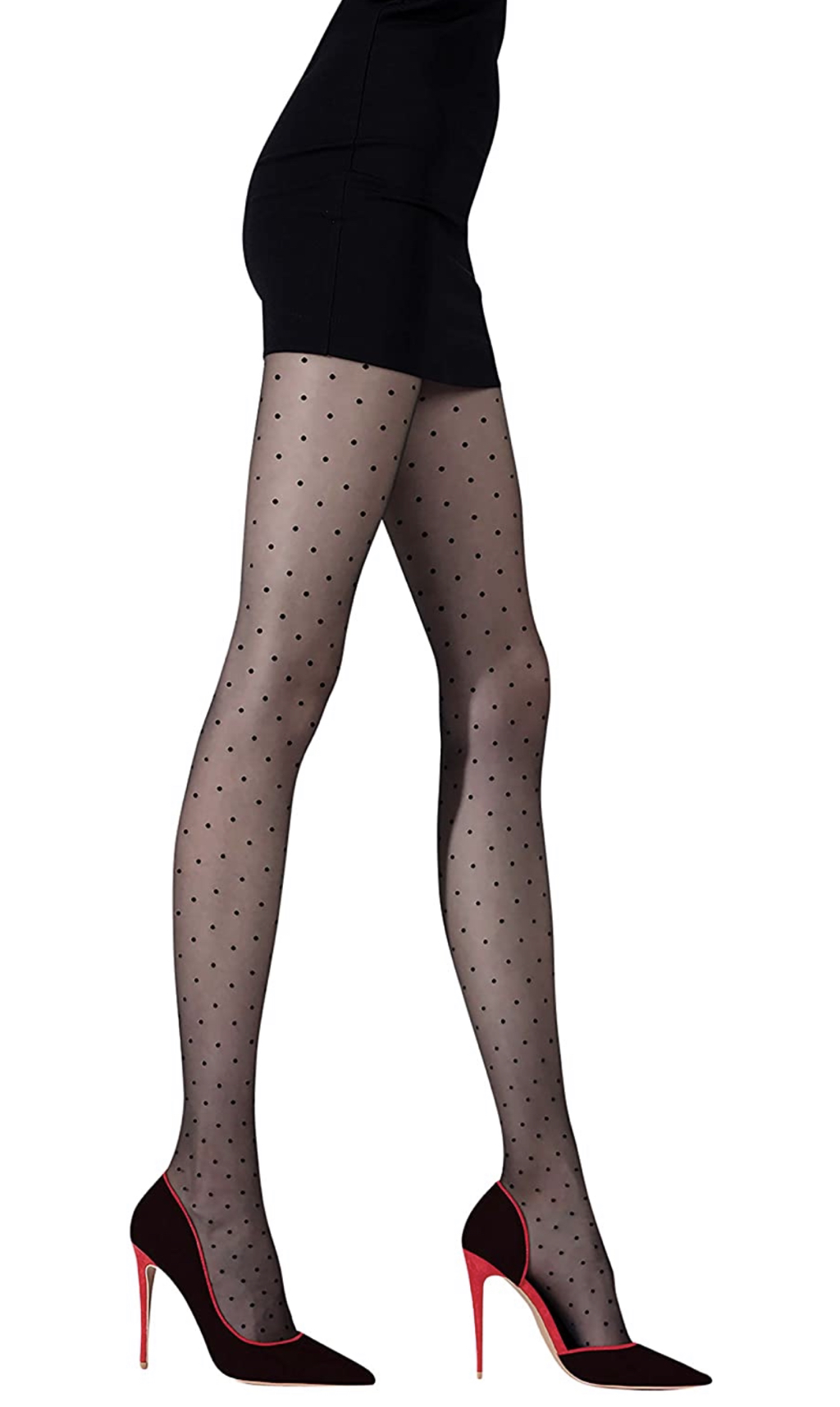 bb9d9a0c59e4d FOREVER 21 SEMI-SHEER FISHNET TIGHTS - Fashion Tights
